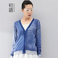 toyouth ® vrouwen casual katoenen trui