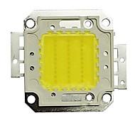 30w 2700lm 6000k branco fresco LED chipe (30-35v)