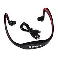 tanie Sprzęt i akcesoria fitness-Słuchawki z mikrofonem / Bezprzewodowa Bluetooth / Sport Kolarstwo / Rower / Chodzenie / Bieganie iOS / Android Czerwony / Niebieski / Light Green