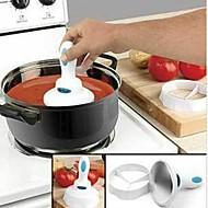 baratos Utensílios de Fruta e Vegetais-Utensílios de cozinha Plástico Gadget de Cozinha Criativa Utensílios de Especialidade Para utensílios de cozinha 1pç