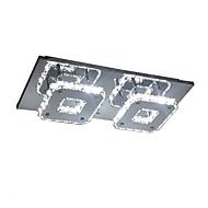 halpa -Moderni/nykyaikainen LED Uppoasennus Tunnelmavalo Käyttötarkoitus Makuuhuone Ruokailuhuone Hallway 90-240V 90-240V Polttimo mukana