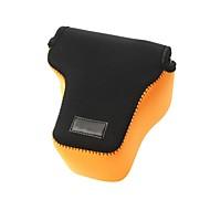 billige Etuier, vesker og stropper-dengpin® neopren myke kamerabeskyttelsesetui bag veske til Sony Alpha a7 a7r A7S med 28-70mm objektiv (assorterte farger)
