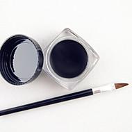 ieftine -Creion de Ochi Crem Natural Impermeabil Estompeze Negru Ochi 1