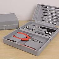 familie drinkbaar tang tool set box voor telefoon / computer gerepareerd