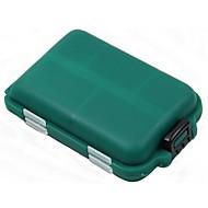 タックルボックス ルアーボックス 防水#*2.7 硬質プラスチック