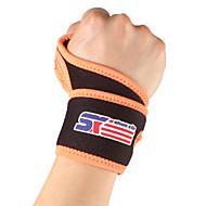 Hånd- og håndleddstøtte Håndleddstøtte til Sykling Vandring Klatring Løp Treningssenter Unisex Utendørs Friluftslklær Nylon Elastan