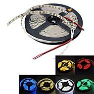 5m 300x3528 SMD LED flexibilní pásek lampy jeden barevný non-vodotěsné DC 12V žlutá / bílá / červená / zelená / bule / teplé bílé IP20
