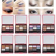 baratos Sombras-Pó Maquiagem para o Dia A Dia Diário Acessórios para Maquiagem