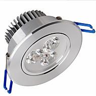 billige Innfelte LED-lys-LED-spotpærer Taklys Innfelt retropassform 6 leds SMD 2835 Mulighet for demping Varm hvit 500-550lm 3000-3500