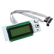 """3d yazıcı için geeetech lcd2004 akıllı kontrolör 3 """"lcd ekran modülü"""