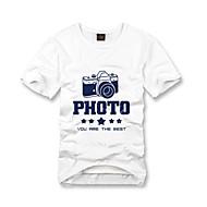 Χαμηλού Κόστους T-shirt-εξατομικευμένες t-shirt λευκό αναψυχής χαλαρή σχεδίαση βαμβάκι κοντό μανίκι