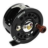 cheap Fishing-Fishing Reel Fly Reels 4.6:1 Gear Ratio+0 Ball Bearings Exchangable Sea Fishing General Fishing - BF600B