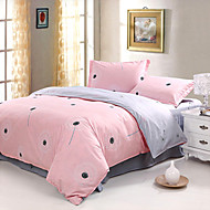 Yuxin® Light Pink Color Duvet Cover Fashion Soft & Comfortable Cute Dandelion Printed Full/Queen/King Size