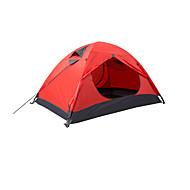 Makino 2 persoane Cort Dublu Cort de campare Impermeabil Uscare rapidă Respirabilitate pentru Drumeție Camping Exterior 2000-3000 mm