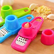 flerfunksjons hvitløkssliper (tilfeldig farge) 1pc, kjøkkenverktøy