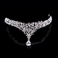 זול כיסוי ראש לחתונה-נשים סגסוגת כיסוי ראש-חתונה אירוע מיוחד קז'ואל חוץ שרשרת ראש