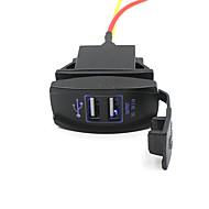 auto kamion brod pribor 12v 24V dvojno napajanje USB punjač adapter za utičnicu lijepo
