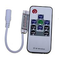 SENCART 2 M 120 5050 SMD RGB カット可能/リモートコントロール/調光可能/接続可/車に最適/ノンテープ・タイプ 29 W フレキシブルLEDライトストリップ DC12 V