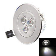 3000/6000 lm Downlight de LED 3 leds LED de Alta Potência Decorativa Branco Quente Branco Natural AC 85-265V