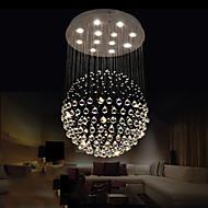billige Takbelysning og vifter-Anheng Lys Krystall/LED Moderne / Nutidig/Traditionel / Klassisk/Rustikk/ Hytte/Tiffany/Vintage/Rustikk/Øy