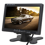 7 tuuman TFT-LCD-auton taustakamera for dvd-kamera