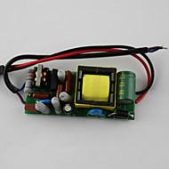 25W 300mA innspill ac180-265v / output dc60-80v ledet driveren (innebygd)
