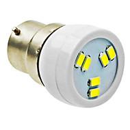 billige Spotlys med LED-SENCART 1pc B22 Naturlig hvit 220-240V