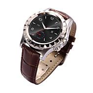 tanie Inteligentne zegarki-Inteligentny zegarek S2 na Inne / iOS / Android Stoper / Rejestrator aktywności fizycznej / Rejestrator snu / Pulsometr / Znajdź moje urządzenie / 1,3 MP / Odbieranie bez użycia rąk / Obsługa aparatu