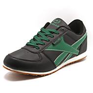 baratos Sapatos Masculinos-Homens Sapatos Couro Sintético Conforto Caminhada Branco / Verde