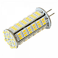 billige Bi-pin lamper med LED-YWXLIGHT® 5W 450-500 lm G4 LED-kornpærer T 126 leds SMD 3014 Varm hvit Kjølig hvit DC 24V AC 24V AC 12V DC 12 V