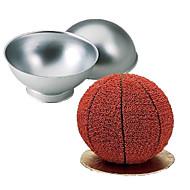 baratos Moldes para Bolos-quatro c bandeja de bolo forma de cesta de alumínio baking molde, ferramentas de cozimento de bolos, fontes de cozimento