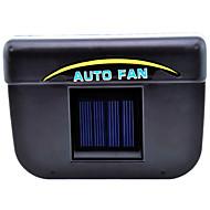 movido a ar Ventilação carro solar ventilador de refrigeração