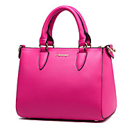 Women Bags All Seasons PU Shoulder Bag Tote Rivet Crystal/ Rhinestone for Wedding Event/Party Shopping Casual Formal Outdoor Office &