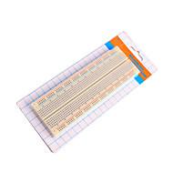 Mb-102 830 Point Solderless Breadboard For Arduino Raspberry Pi