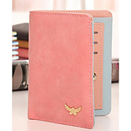 Women Bags All Seasons PU Wallet for Professioanl Use Yellow Fuchsia Green Pink Royal Blue
