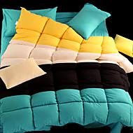 Rahat 1 adet Yatak El-yapımı Duyarlı Baskı Çok Renkli