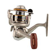 Spinning Reels 5.1:1 Omjer prijenosa+6 Kugličnim ležajevima Hand Orijentacija zamjenjivi Morski ribolov Slatkovodno ribarstvo Ribolovni
