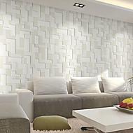 Art Deco Papel de Parede Para Casa Contemporâneo Revestimento de paredes , Papel não tecido Material adesivo necessário papel de parede ,