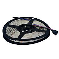 jiawen® 5m 300-5050 smd rgb led strip lys (dc12v / 5m) høj kvalitet