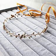 Umjetno drago kamenje Trake za kosu 1 Vjenčanje Special Occasion Glava