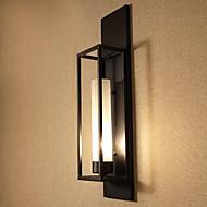 billige Vegglamper-Ecolight™ Rustikk / Hytte Vegglamper Metall Vegglampe 110-120V / 220-240V Max60W