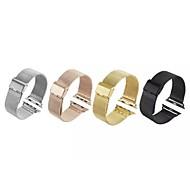 preiswerte -Uhrenarmband für Apple Watch Series 3 / 2 / 1 Apple Mailänder Schleife Edelstahl Handschlaufe