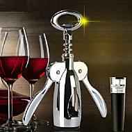 Paslanmaz çelik şarap şişe açacağı