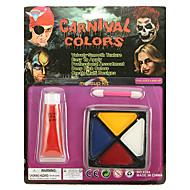 お買い得  テンポラリーペインティング-テンポラリーペインティング Halloween女性 男性 大人 青少年 フラッシュタトゥー 一時的な入れ墨
