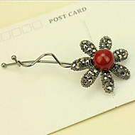 South Korea Set Auger Bowknot Hairpin Sell Like Hot Cakes Sunflower Style Restoring Ancient Ways
