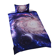 Galaxy Duvet Cover Set 3D Bedding Set