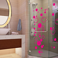Wall Stickers Wall Decals Style New Color Bubble PVC Window stickers