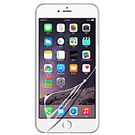 billiga Mobiltelefoner Skärmskydd-Skärmskydd för Apple iPhone 6s / iPhone 6 3 st Displayskydd framsida Högupplöst (HD) / iPhone 6s Plus / 6 Plus