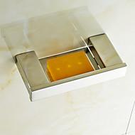 ieftine Articole de baie Sosiri noi-Vesela și săpun Titularii Contemporan Teak 1 piesă - Hotel baie