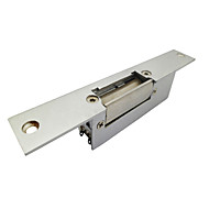 Narrow Type Fail-Safe DC12V Electric Door Release Rim Mortice Lock Strike